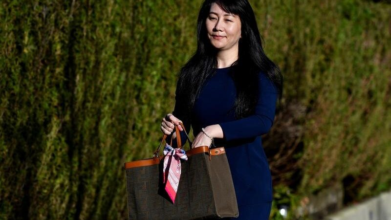 Judge questions police witness's refusal to testify in Huawei CFO extradition case