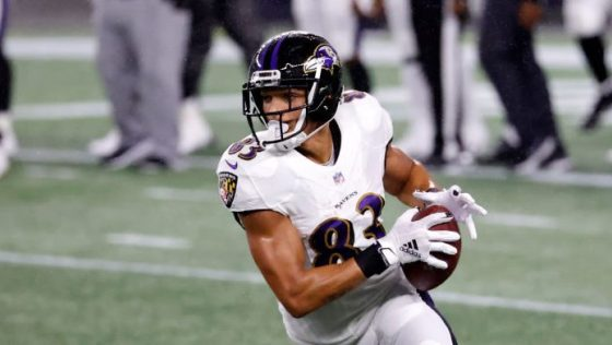Raiders signing Willie Snead