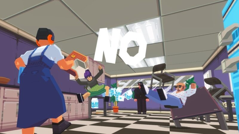 Say No! More is the Bartleby-'em-up we all need